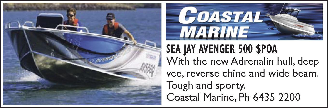 Coastal Marine