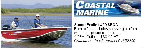 Coastal Proline Angler