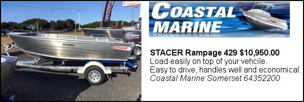 Coastal Marine Rampage