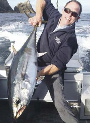 110 game fishing bluefin